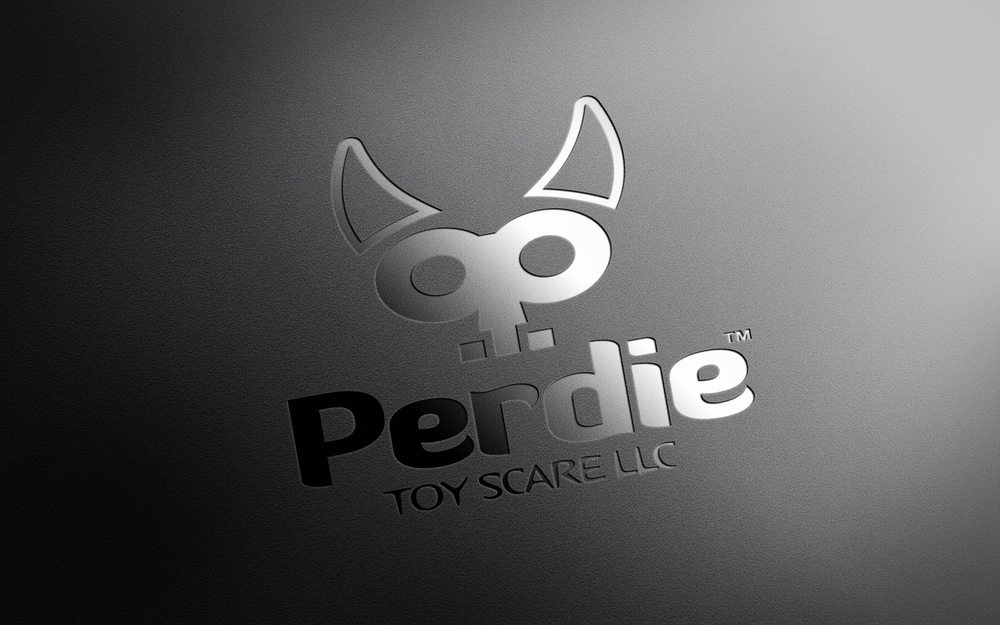 Perdie Toy Scare | Logo