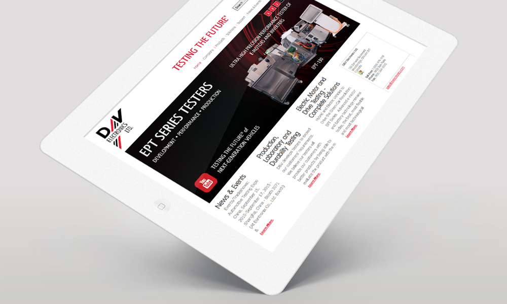 D&V Electronics | Website | Woodbridge, ON