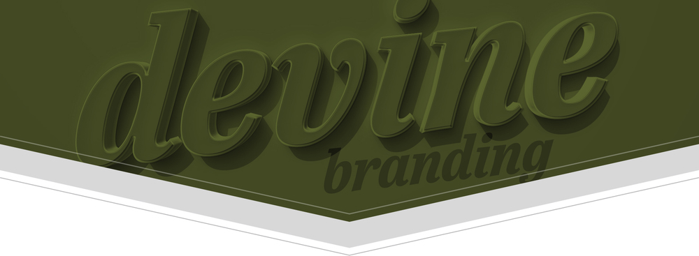 Devine Branding   Let's create the brand you deserve.    Learn More
