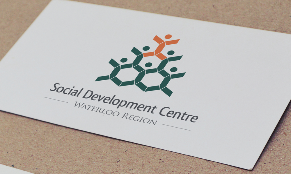 Social Development Centre | Logo | Waterloo, ON