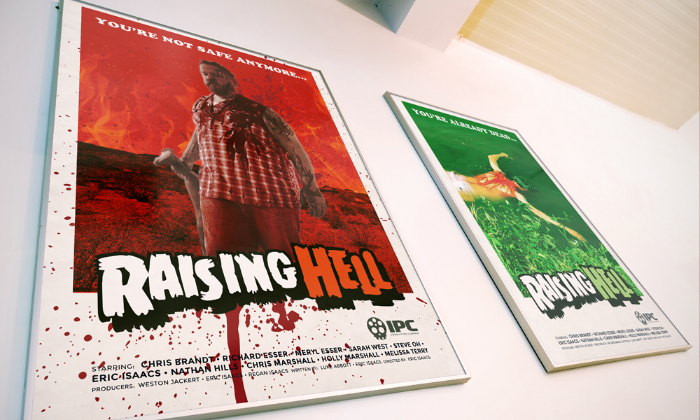 IPC Production Company | Movie Posters | Oklahoma City, OK