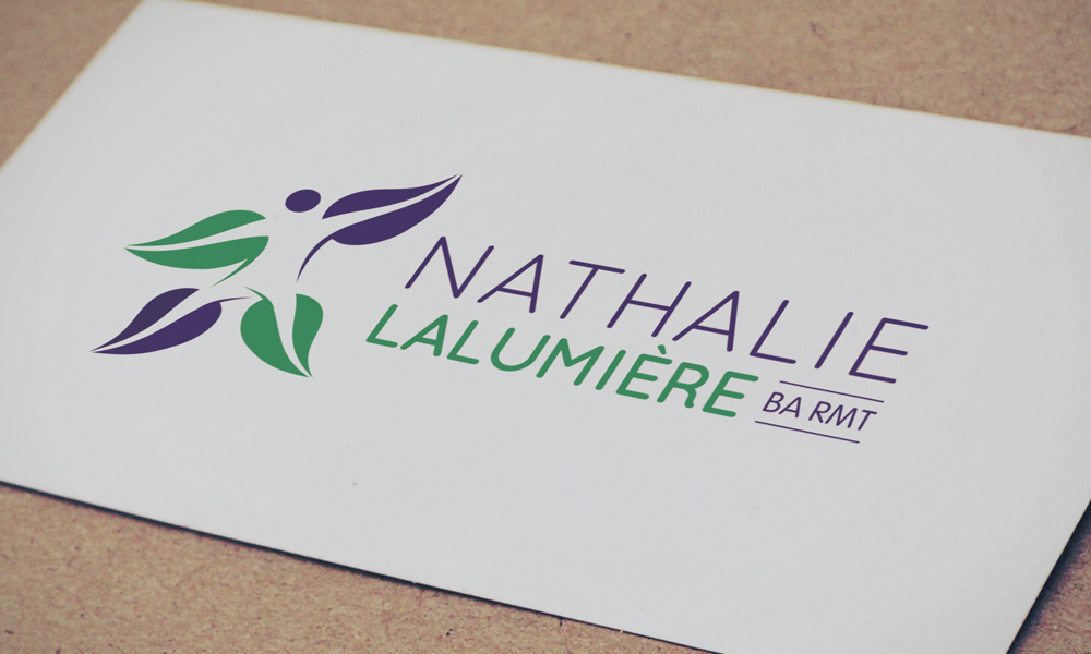 Nathalie Lalumiere | Logo | Burlington, ON