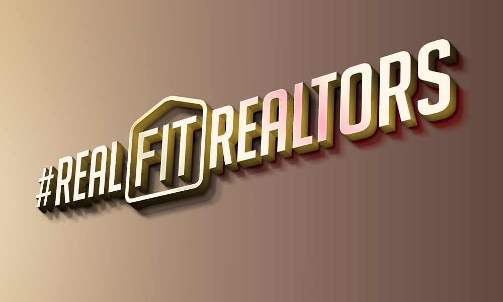 Real Fit Realtors | Logo | Oakville, ON