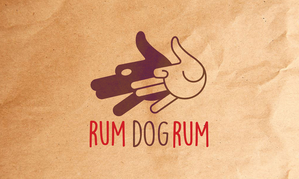Rum Dog Dum | Logo | Atlanta, GA
