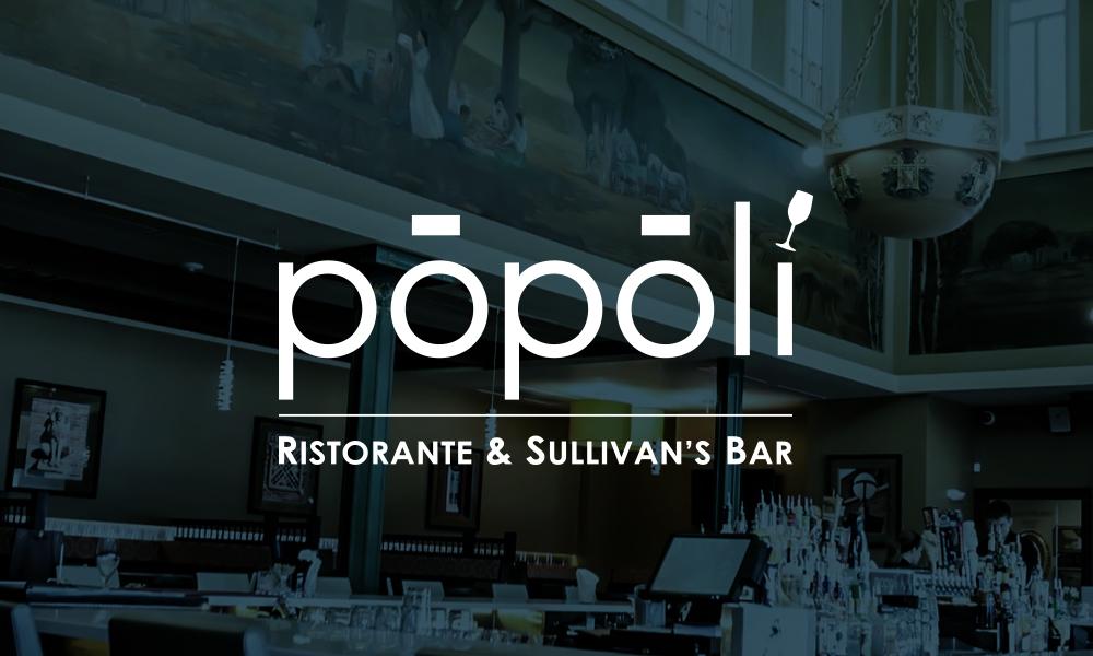 Popoli Restaurant | Logo | Cedar Rapids, IA