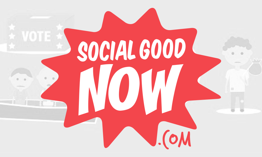 Social Good Now | Logo | Austin, TX