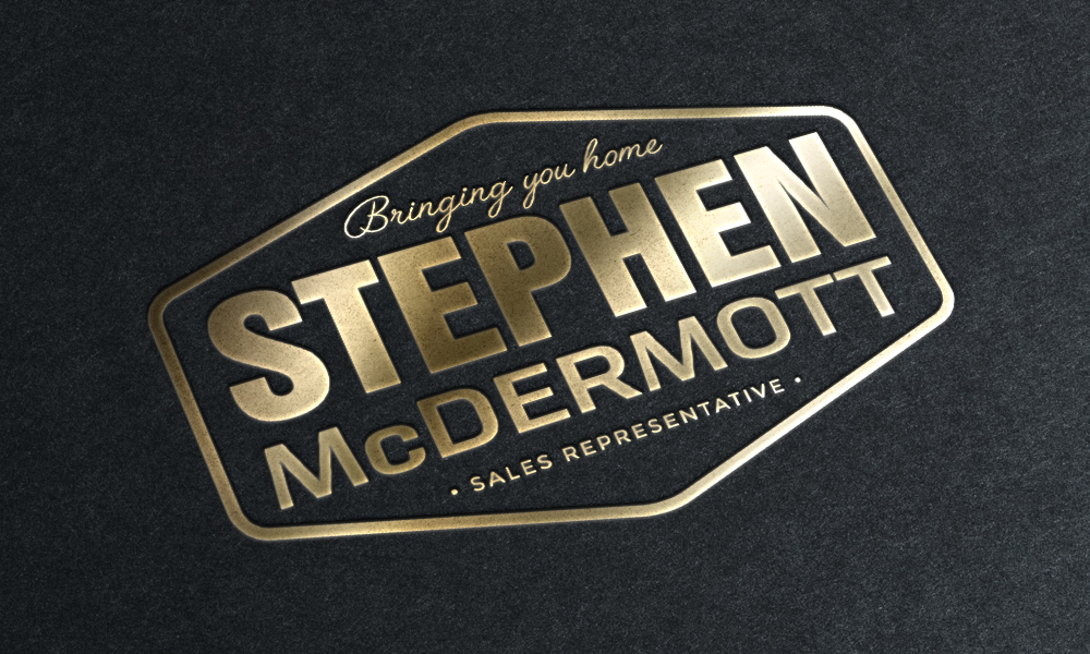 Stephen McDermott | Logo | Oakville, ON