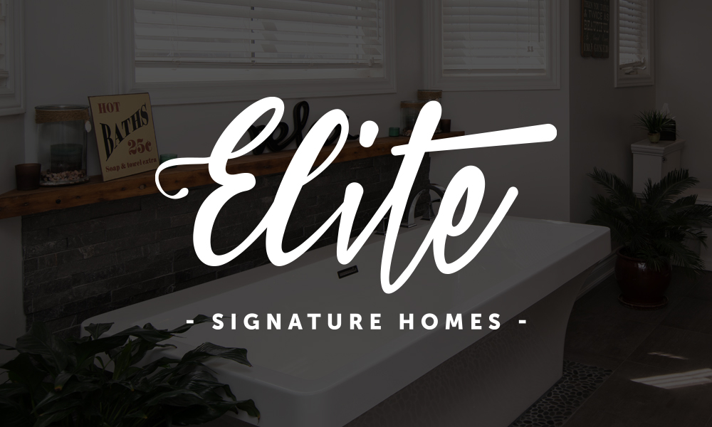 Elite Homes | Logo | Burlington, ON