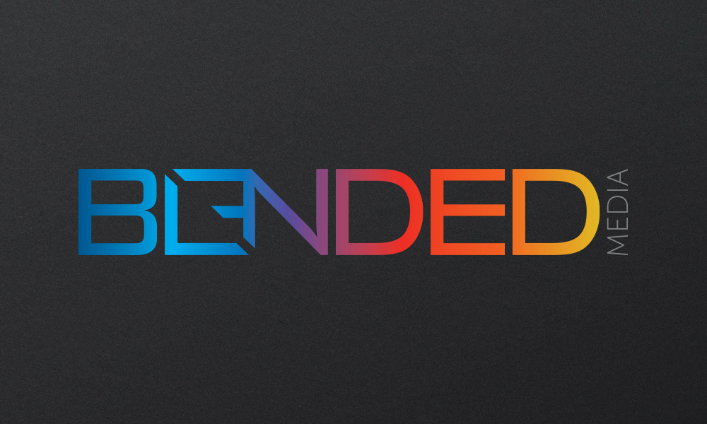 Blnded Media | Logo | Austin, TX