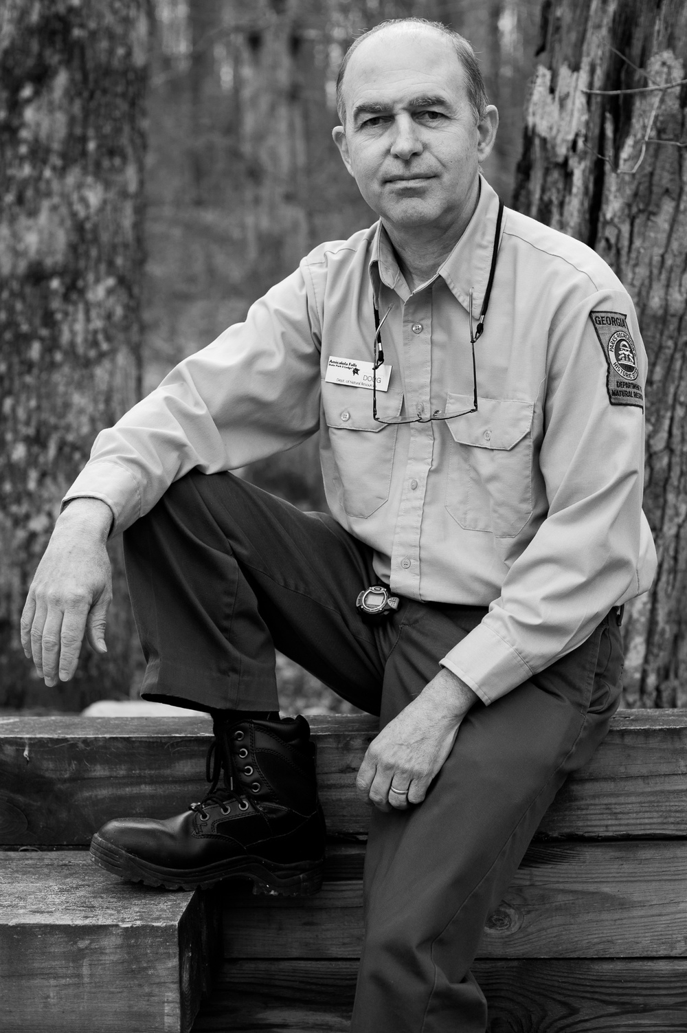 Doug Grant, Amicalola Falls State Park, GA