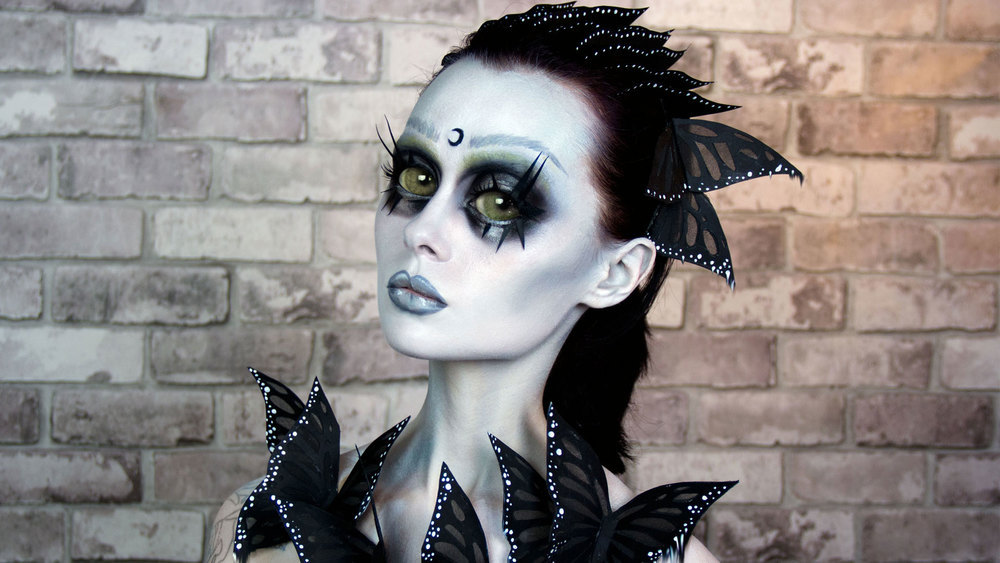 Makeup Inspired by Dustin Bailard