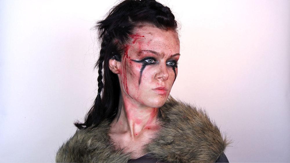 Video Floki Vikings Makeup Tutorial Emma Pickles