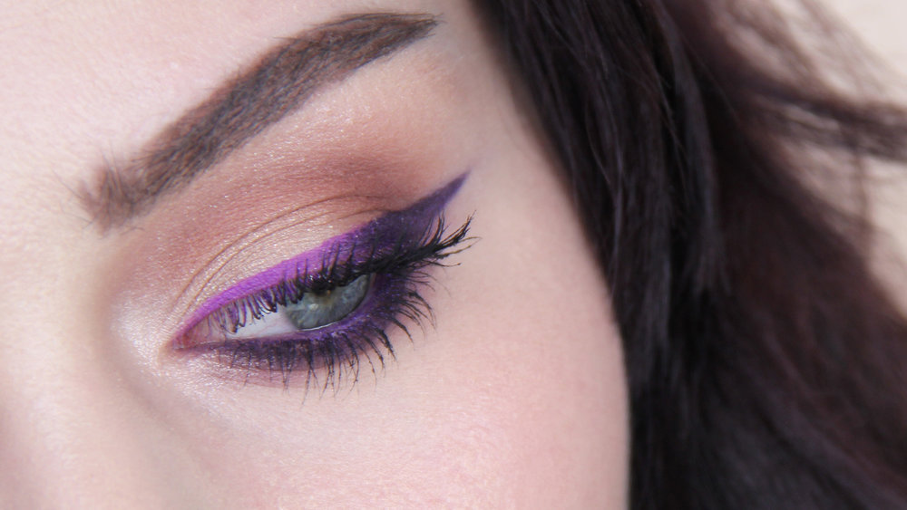 purple ombre liner emma pickles