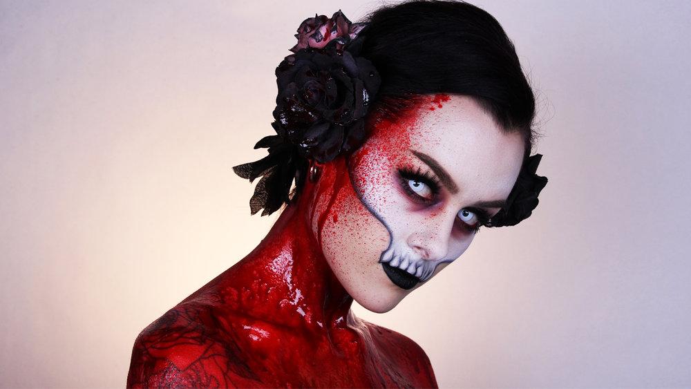 Vampire Skull Emma Pickles