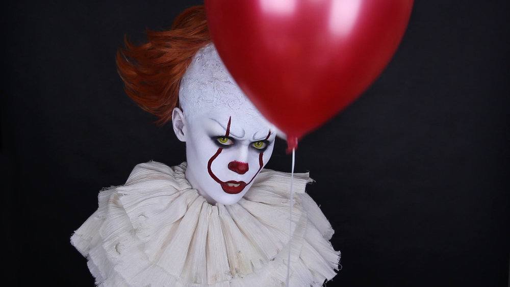 IT 2017 Pennywise Emma Pickles