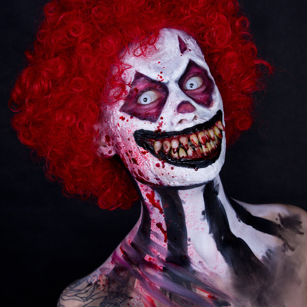 Cannibal Clown Emma Pickles