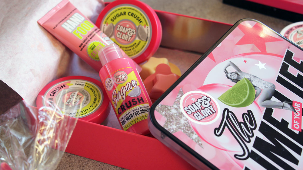 Soap & Glory The Lime of Your Life