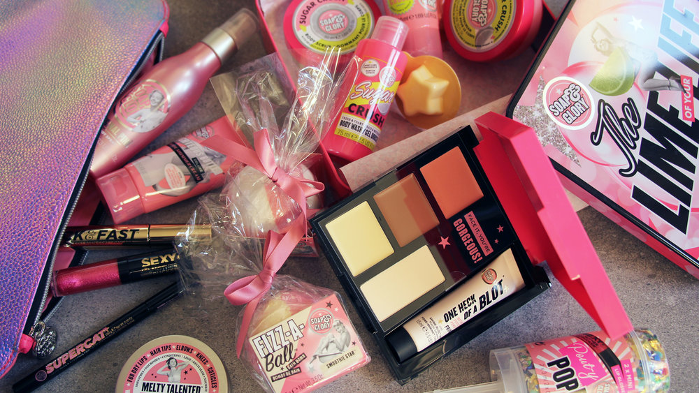 Soap & Glory-Christmas-Gift-Range