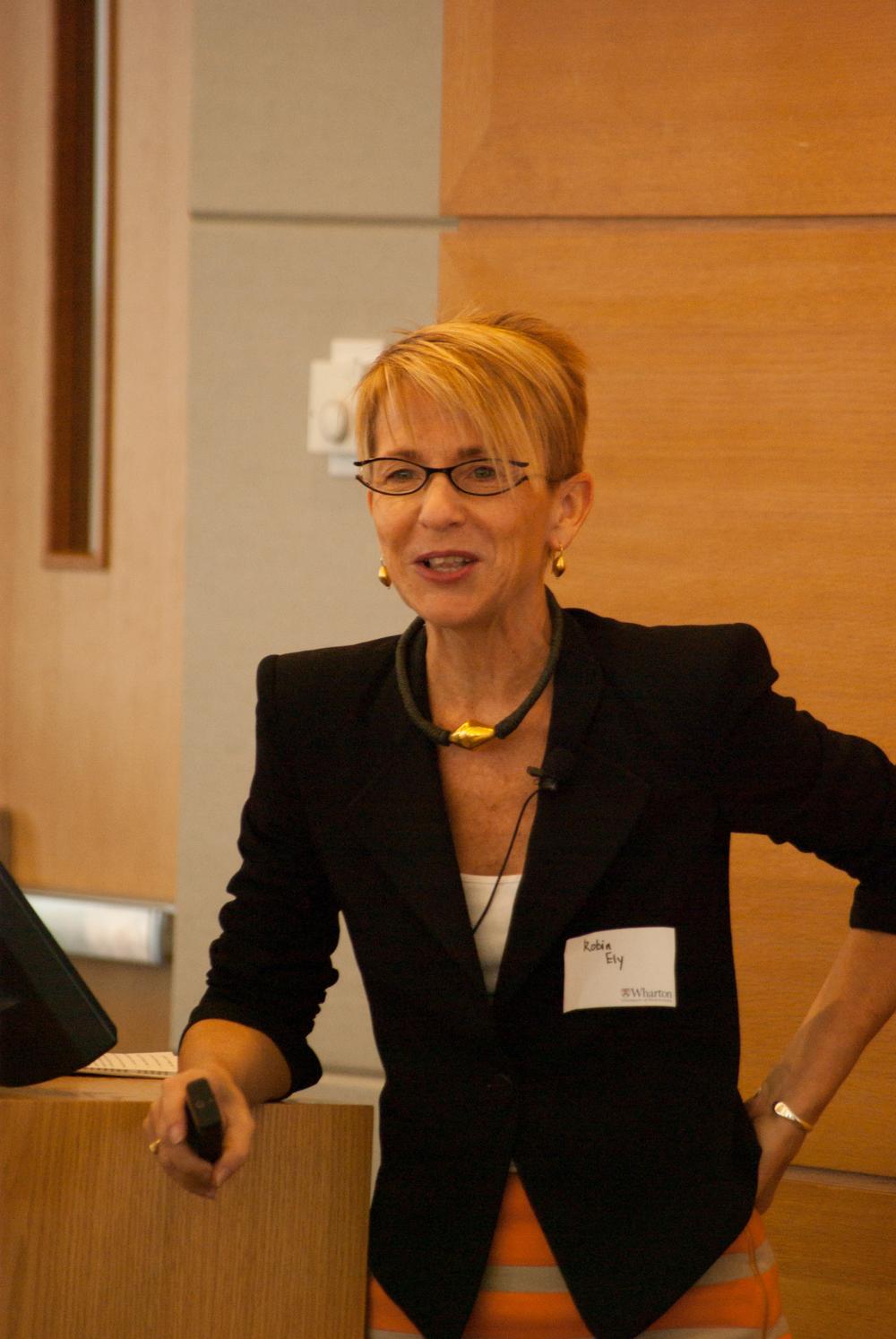 KEYNOTE SPEAKER:pROFESSOR ROBIN ELY, hARVARD BUSINESS SCHOOL (ORGANIZATIONAL BEHAVIOR)
