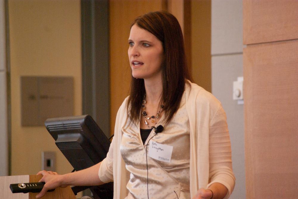 KEYNOTE SPEAKER: BETH LIVINGSTON, cORNELL ilr sCHOOL (hUMAN RESOURCE STUDIES)