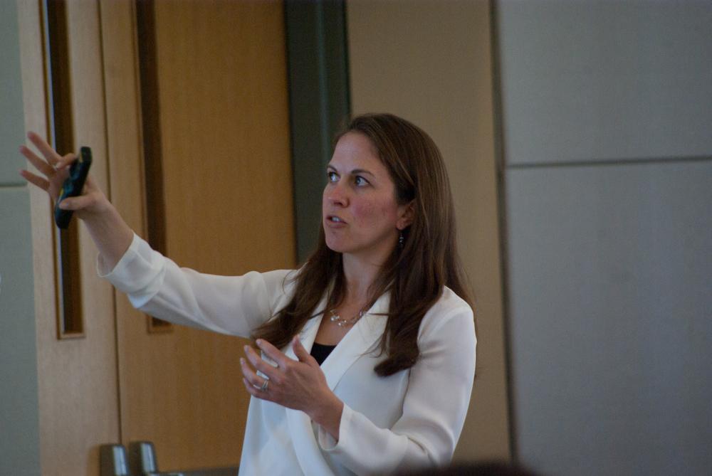 KEYNOTE SPEAKER: CASSIE MOGILNER, THE WHARTON SCHOOL (MARKETING)