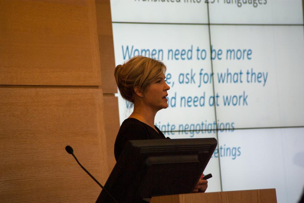 KEYNOTE SPEAKER: PROFESSOR VICTORIA BRESCOLL, YALE sCHOOL OF MANAGEMENT (ORGANIZATIONAL BEHAVIOR)