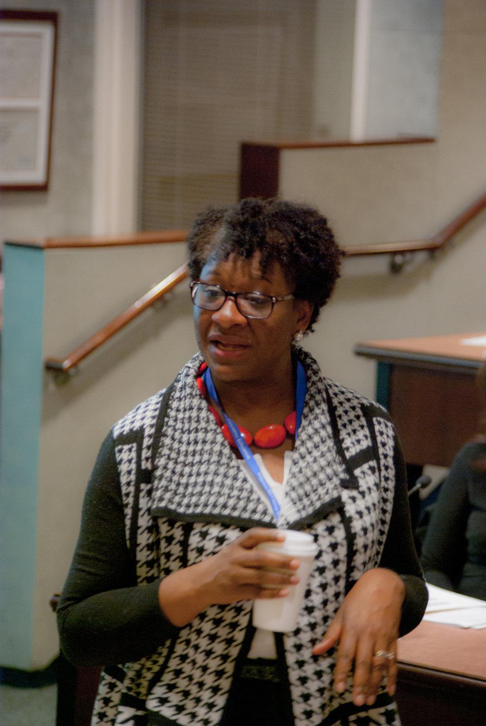 Keynote speaker: professor kathy Phillips,  columbia business school (management)