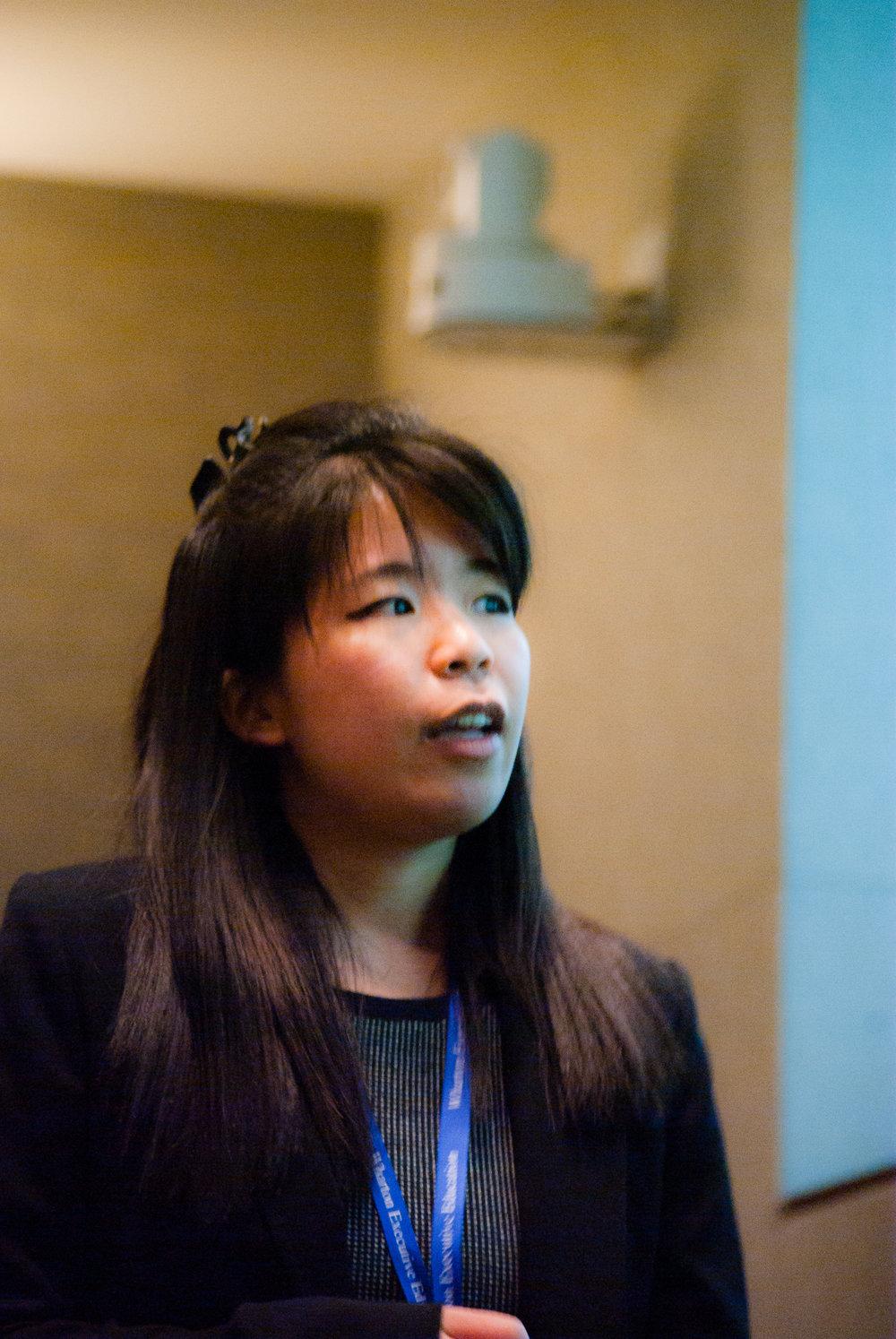 phd student presenter: amanda chuan, the wharton school (applied economics)