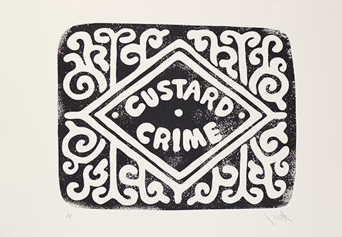 'Custard Crime' By John Scarratt