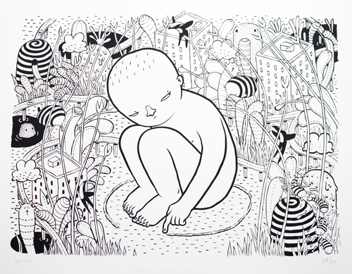 'Untitled' By Millo