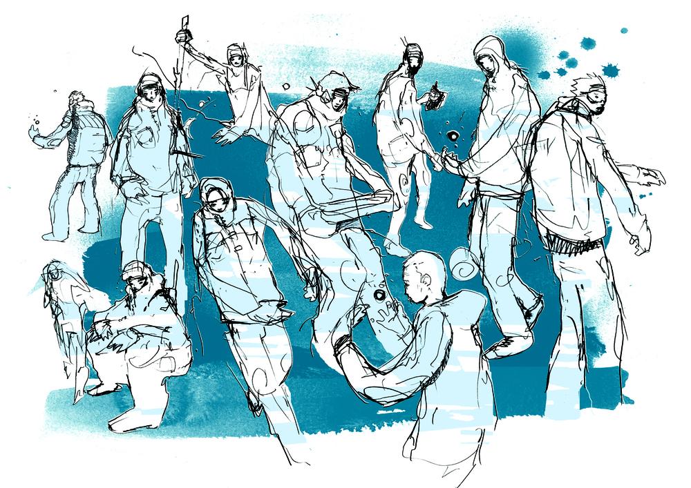 'Team Sheet' By Steff Plaetz