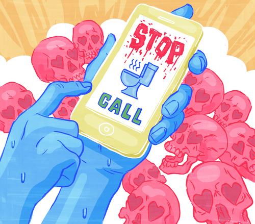 'Stop Call' By Joel Benjamin