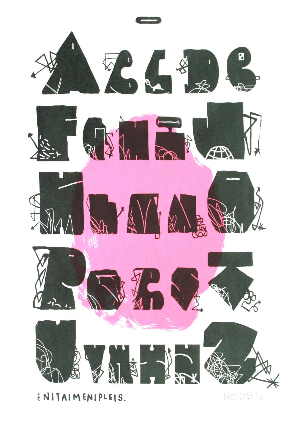 'Bilos A-Z' By Bilos