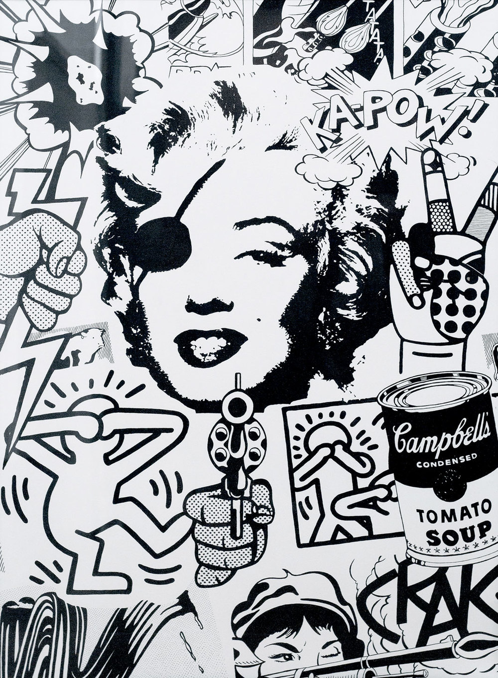 'This Is Pop Art' By Cote Escriva