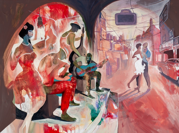 'Ritmo Caliente' By Will Barras