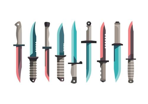 'Knife Party' By William Nghiem