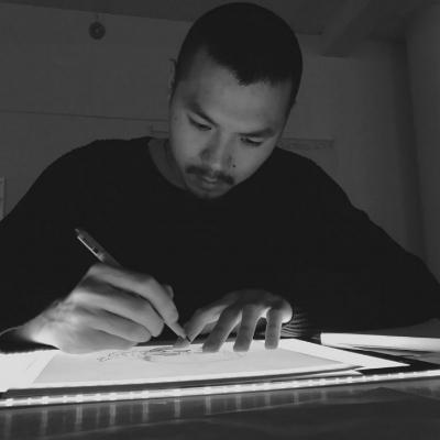 Bryce Wong Moosey Art