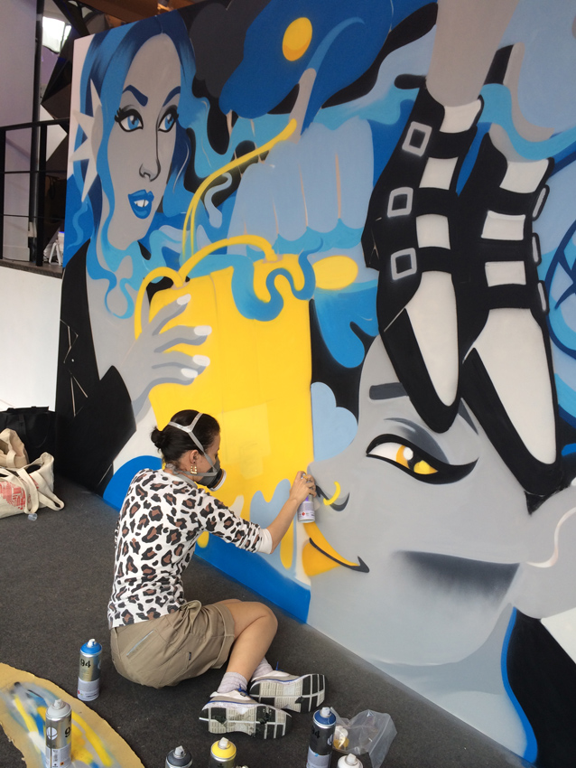 cathlove_jimmychoo_graffitimural_2014_hongkong_progress.jpg