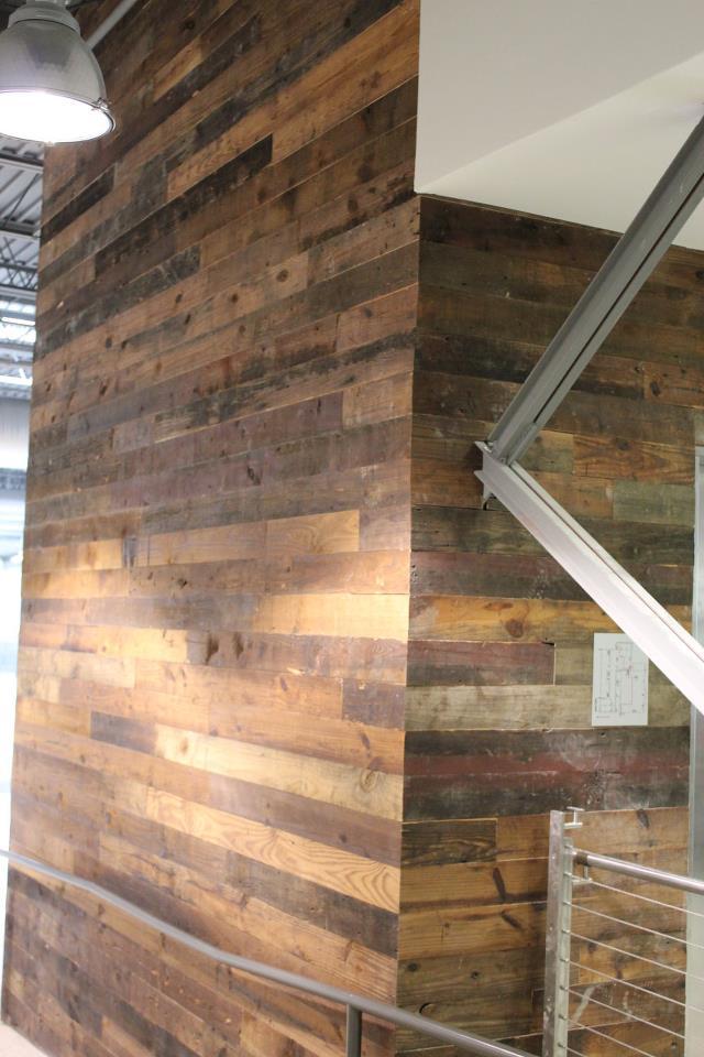 Elevator Wall Paneling