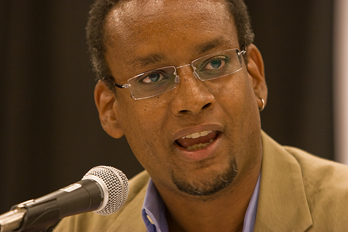 Vince Warren, Executive Director, Center for Constitutional Rights, @VinceWarren