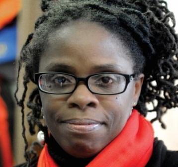 Iris Roley, Activist/Organizer, Cincinnati Black United Front