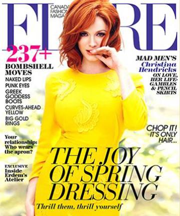 Flare Magazine -Press