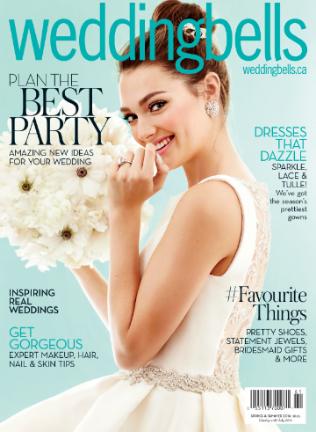 Wedding Bells Magazine - Press