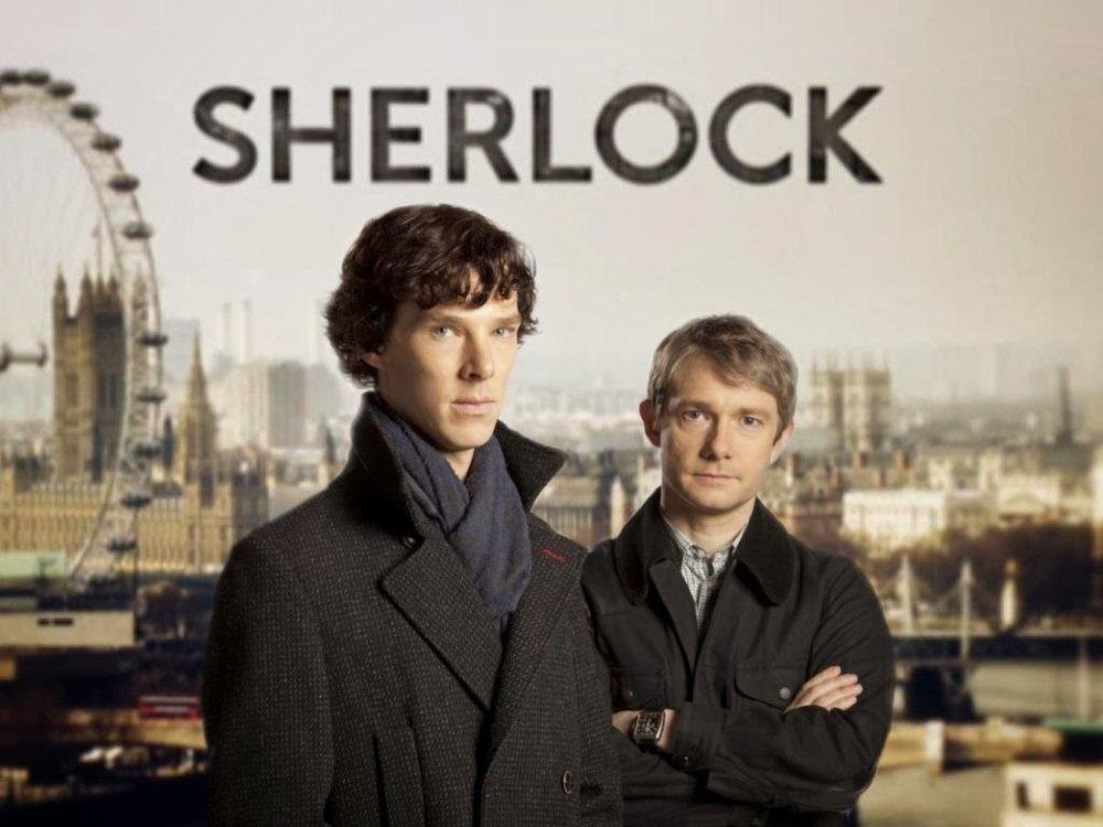 Paula: Sherlock
