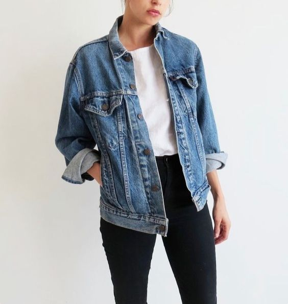 Paula: Denim Jacket