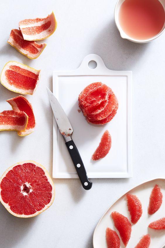 Laura: Grapefruit Perrier