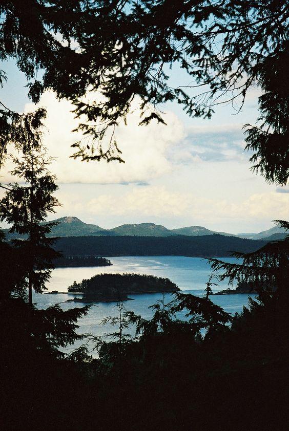 Barb: Salt Spring Island