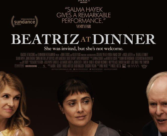 Barb: Beatriz at Dinner