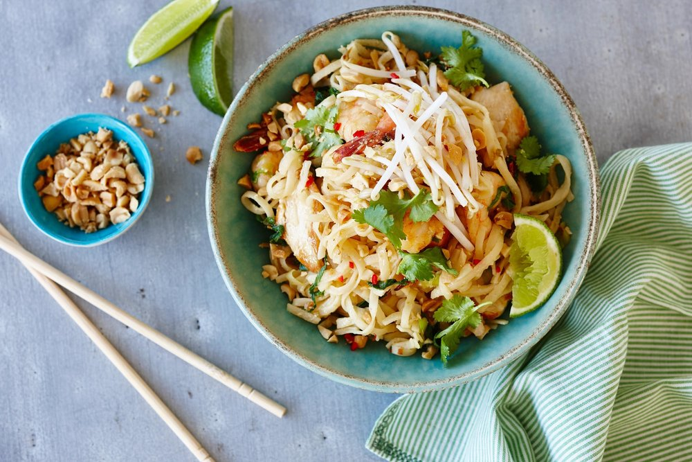 Laura: Pad Thai