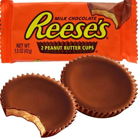 Barb: Reese's Peanut Butter Cups